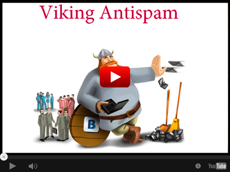 viKing antispam video